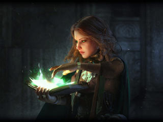 Solasta Crown Of The Magister HD wallpaper