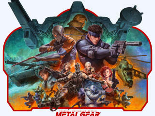 Solid Snake Metal Gear Solid wallpaper