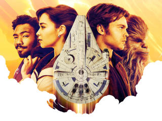 HD Wallpaper | Background Image Solo A Star Wars Story 2018 Cover