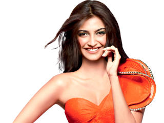 Sonam Kapoor New Cute Pics wallpaper