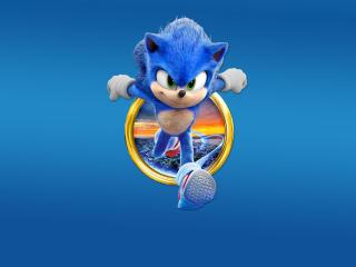 Sonic 5K wallpaper