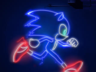 Sonic Hedgehog wallpaper
