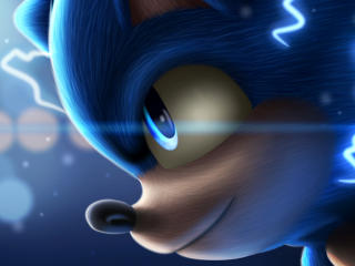Sonic the Hedgehog Art wallpaper