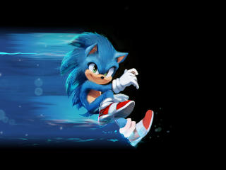 Sonic the Hedgehog Artwork wallpaper