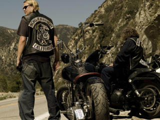 sons of anarchy, jackson teller, jax wallpaper
