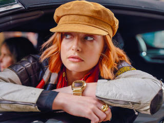 Sophie Simnett in Twist Movie wallpaper