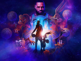 Space Jam A New Legacy 2021 wallpaper