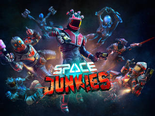 Space Junkies wallpaper