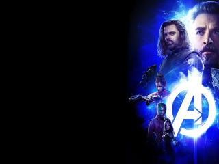 Space Stone Avengers Infinity War 2018 Poster wallpaper