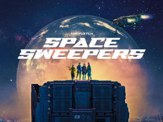 Space Sweepers Netflix 2021 wallpaper