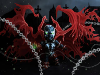 Spawn Comic Art wallpaper