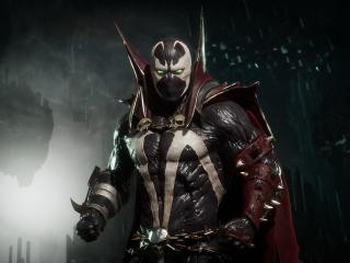 Spawn Mortal Kombat wallpaper