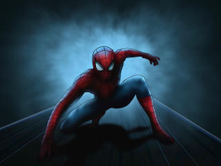 Spider-Man Fan Draw 2020 wallpaper