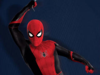 Spider Man Far From Home 2019 wallpaper