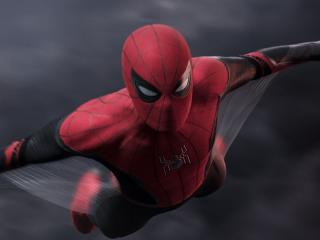 Spider Man Far From Home Movie 2019 wallpaper