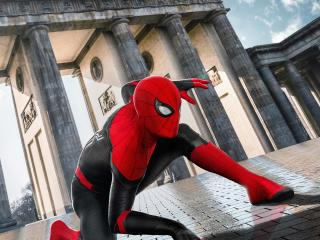 Spider Man Far From Home wallpaper