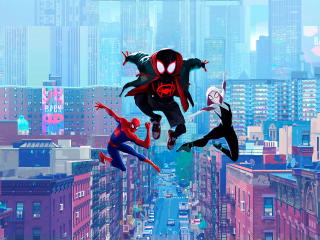 Spider-Man Into the Spider-Verse 2019 wallpaper
