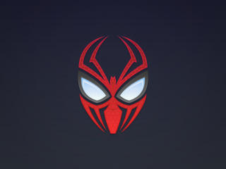 Spider Man Mask wallpaper
