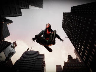 Spider Man Miles Morales wallpaper