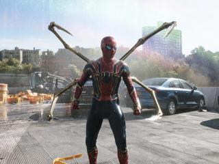 Spider Man No Way Home 2021 Movie 4K wallpaper