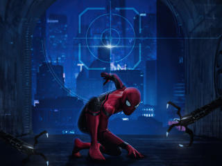 Spider-Man: No Way Home 4k Movie MCU wallpaper