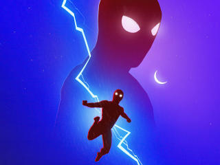 Spider-Man No Way Home Fan Art wallpaper