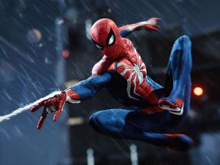 Spider-Man PS4 2018 wallpaper