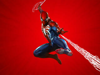 Spider-Man PS4 wallpaper
