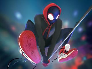 Spider Verse wallpaper