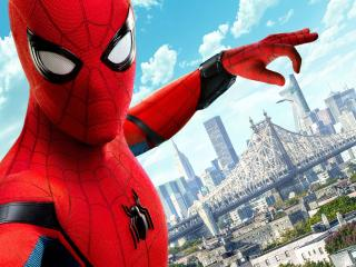 Spiderman Homecoming 2017 Fun Time wallpaper