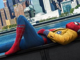 Spiderman Homecoming Ad wallpaper
