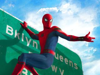 Spiderman homecoming HD Photo wallpaper