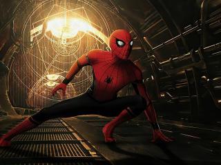 Spiderman MCU 2021 Digital Art wallpaper
