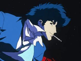 Spike Spiegel Cowboy Bebop 4K Art wallpaper