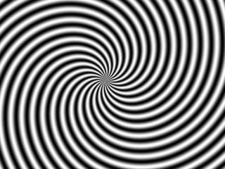 Spiral Optical Illusion wallpaper