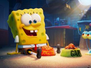SpongeBob Movie Sponge on the Run wallpaper