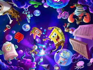 SpongeBob SquarePants 2021 Gaming wallpaper