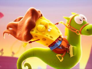 SpongeBob SquarePants HD Gaming wallpaper