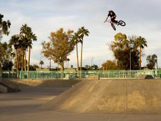 sport, guy, air wallpaper