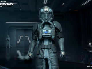 Squadrons Star Wars wallpaper