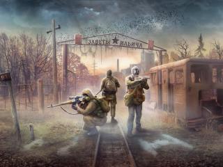 STALKER Game wallpaper
