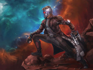 Star Lord wallpaper