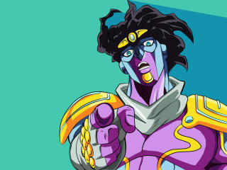 Star Platinum wallpaper