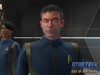 Star Trek Online Rise of Discovery Game wallpaper