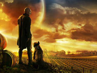 Star Trek Picard wallpaper