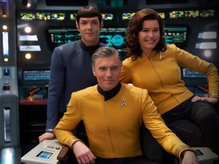 Star Trek Strange New Worlds 2022 wallpaper