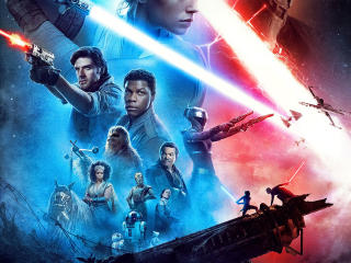 Star Wars 9 Poster wallpaper