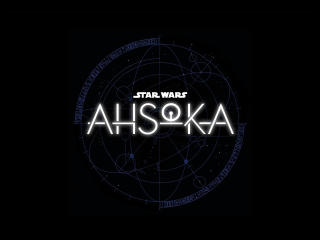 Star Wars Ahsoka Logo wallpaper