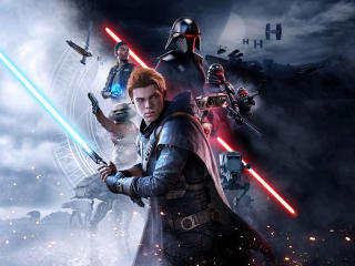 Star Wars Jedi Fallen Order Poster 2019 wallpaper