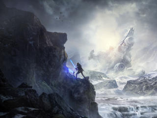 Star Wars Jedi Fallen Order wallpaper